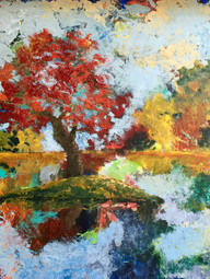 Autumn Chaos. SOLD