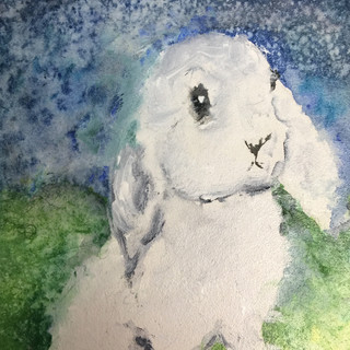 One Bunny  SOLD