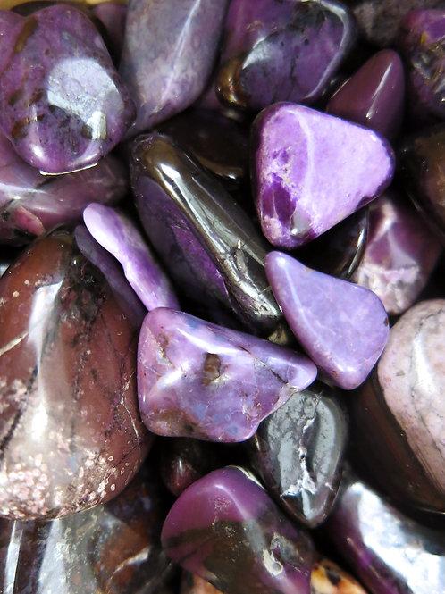 Sugilite Tumble Stone