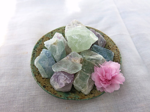 Raw Fluorite Stone