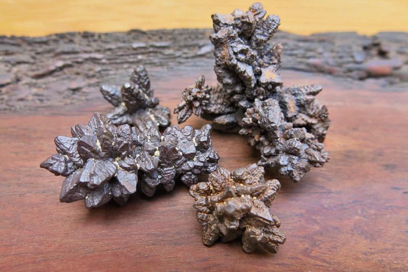 Limonite Crystal Pseudomorph's
