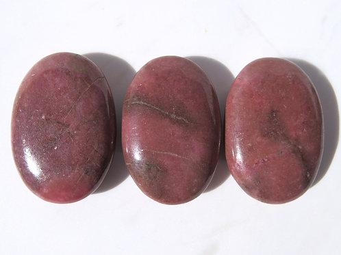 Rhodonite Oval Palmstone