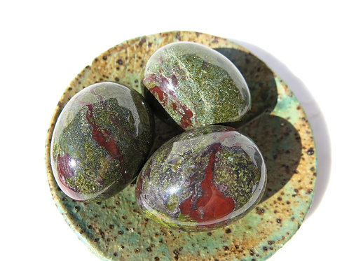 Dragon's Blood Stone Egg