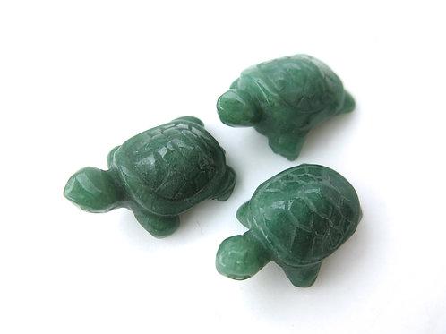 Aventurine  Turtle