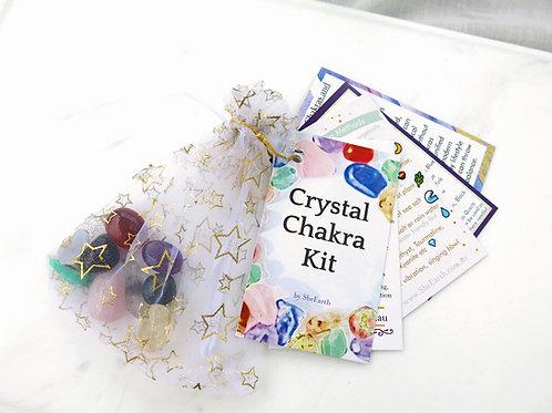 Crystal Chakra Kit