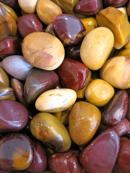 Mookaite Tumble Stone