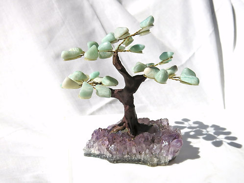 Amazonite Gem Tree - small