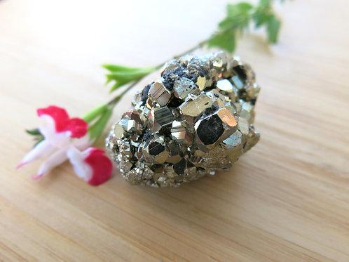 Pyrite Crystal
