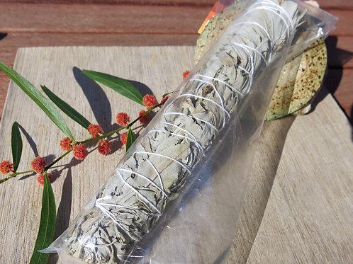 White Sage Smudge Stick - Large size