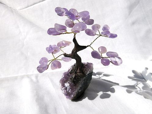 Amethyst Gem Tree - small