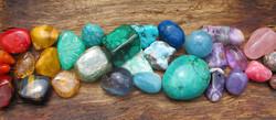 Gemstones are natures artwork