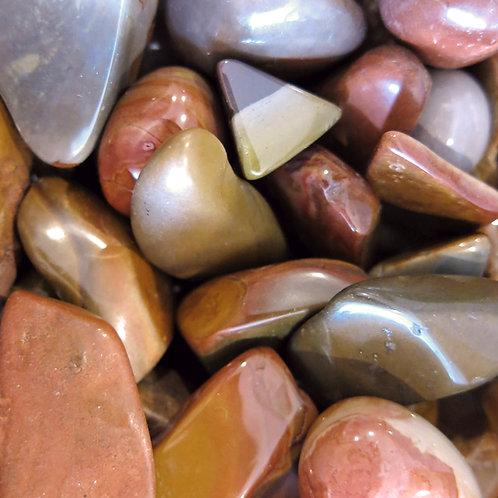 Polychrome Jasper Tumble Stone