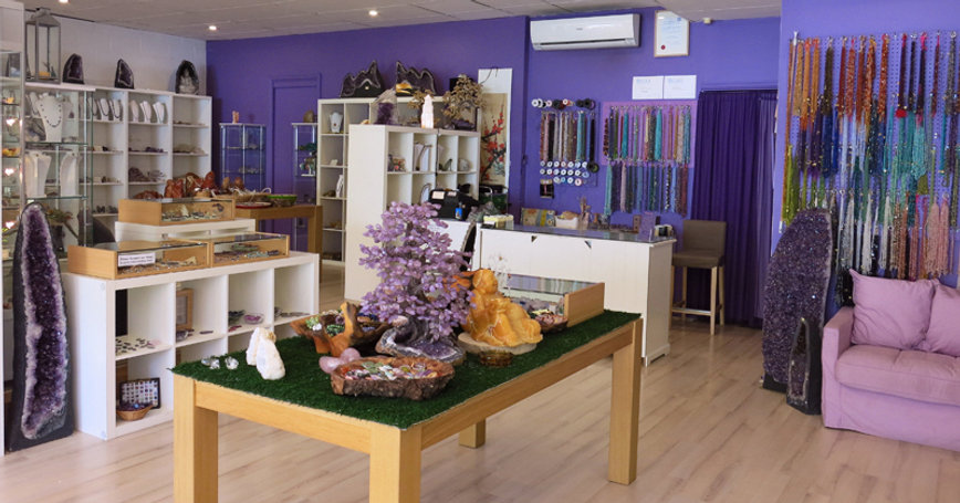 SheEarth Crystal Shop Warrandyte Melbourne Victoria