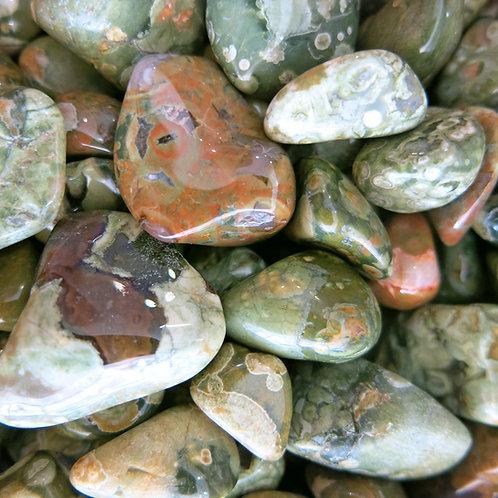 Rhyolite Tumble Stone