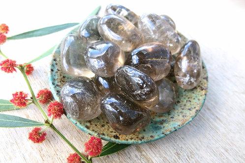 Smokey Quartz Tumble Stone