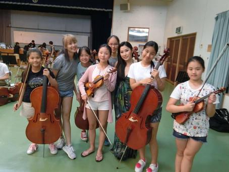 國際音樂交流|宮古島音樂祭 with 張莎拉、古川展生、陳建安、三浦文彰