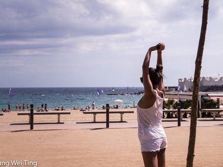 巴賽隆納自由行Part 1《機票規劃》、《裸體海灘介紹》、《飯店El Avenida Palace Hotel》擴建區