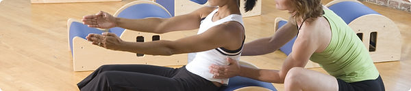 Pilates one-to-one