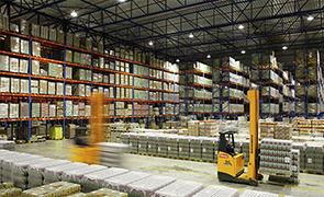Gestion logistique en entrepôt