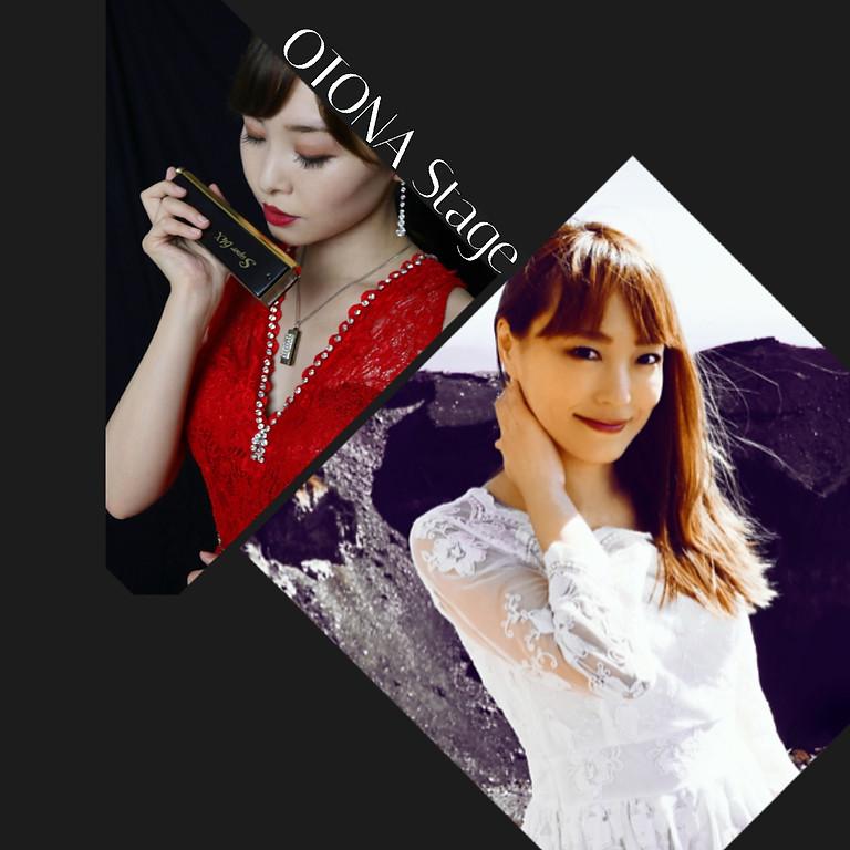 "田中葵X'mas LIVE""OTONA Stage"""