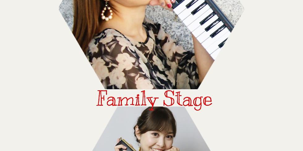 "田中葵X'mas LIVE""Family Stage"""