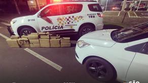 PMESP REALIZA GRANDE APREENSÃO DE DROGAS EM OURINHOS