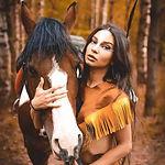 Фотосессии с лошадьми в СПб
