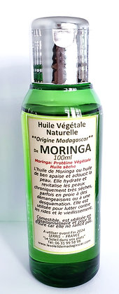 Huile végétale de MORINGA Oleifera