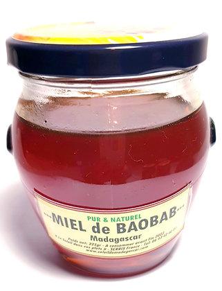 miel de baobab recto