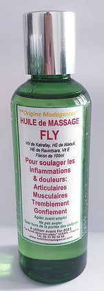 « FLY » Huile ANTIDOULEUR Articulaire & Musculaire
