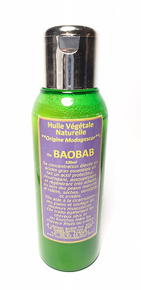 Huile Végétale de BAOBAB