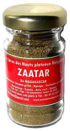 zaatar epice soleil de madagascar pot