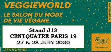 VEGGIE world paris centquatre paris
