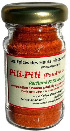 piment pili-pili epice soleil de madagascar