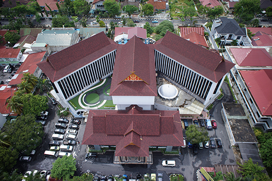 2014 ID Onduvilla Ministry of finance, pakanbaru