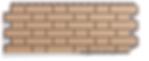 кирпич клинкерный, желтый, альта-профиль, фасадные панели, цокольный сайдинг