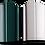 "Thumbnail: Штакетник Европланка 0,45 RAL 6005 ""Зелёный мох"""