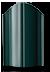 евроштакетник металлический штакетник