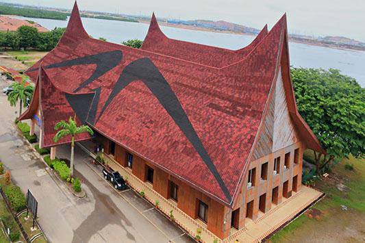 2014 ID Onduvilla Ferry Terminal - Batam