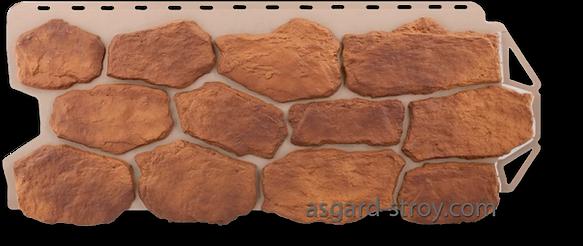 бутовый камень, скифский, альта-профиль, фасадные панели, цокольный сайдинг