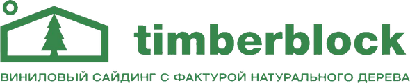 Сайдинг Тимберблок