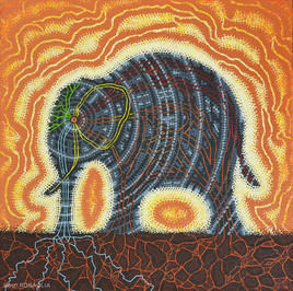 Coeur d'éléphant - Roch ROBAGLIA