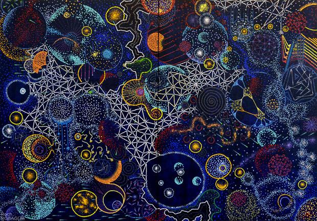 Open Worlds - Roch ROBAGLIA