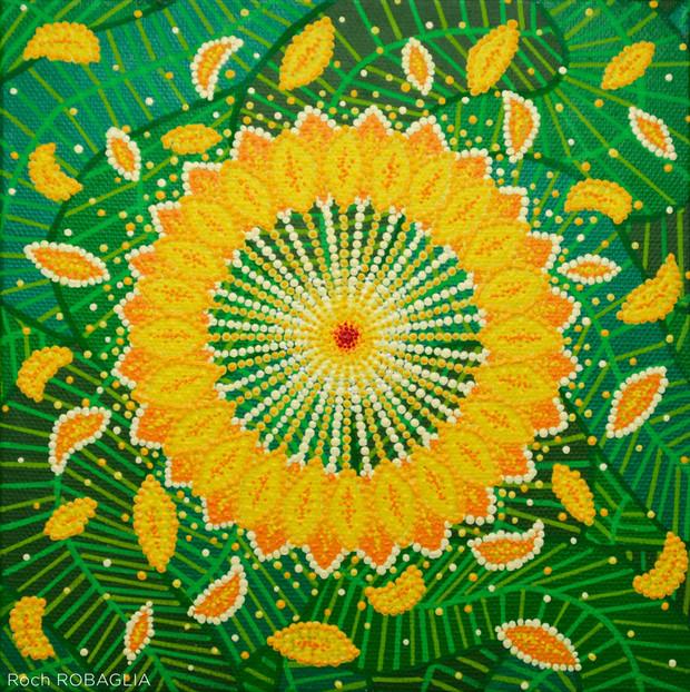 Fleur de Karine - Roch ROBAGLIA