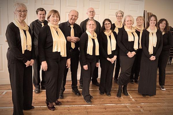 The Winter Singers; Unique choir