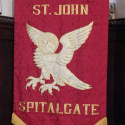 Banner of St Johns Church