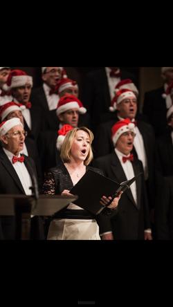 Christmas Concert for Parkinsons UK in L