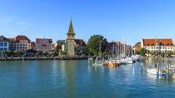 Fewo Mengen Umgebung Hafen Lindau