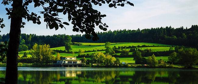 Ferienwohnung Land in Sicht in Mengen zw Bodensee und Donautal Zielfinger See