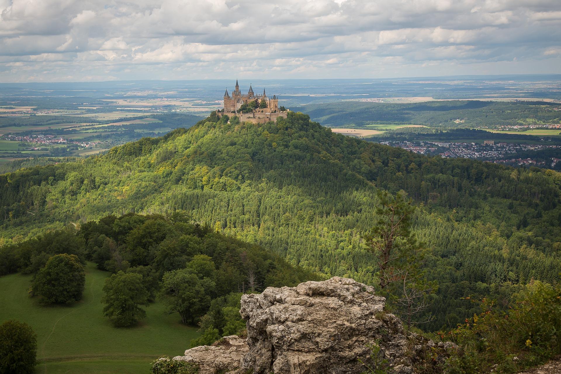 Fewo Mengen Umgebung Burg Hohenzolle